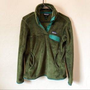 Patagonia Re-Tool Snap Pullover Fleece